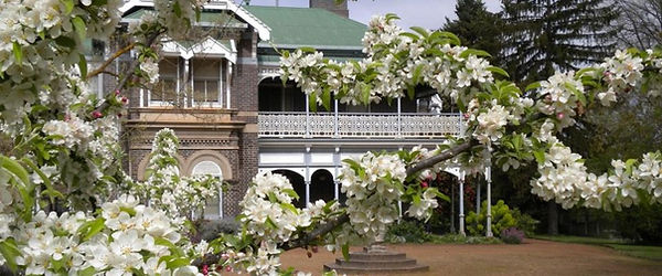 Saumarez Homestead Armidale NSW