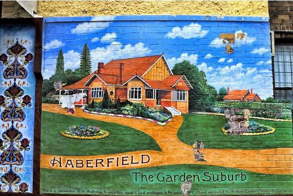 Haberfield the Garden Suburb