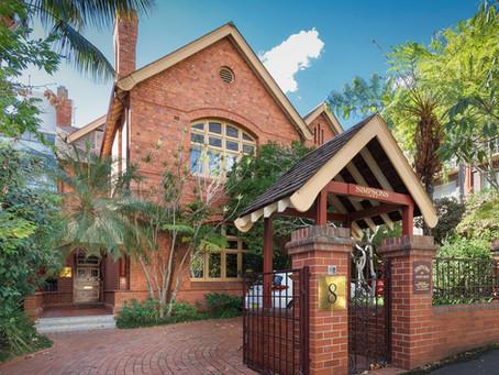 Huge Potts Point Mansion for sale