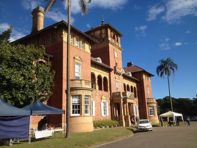 Thomas Walker Convalescent Hospital, Concord, Sydney