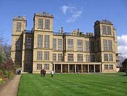 """Hardwick Hall, """"more glass than wall"""""""