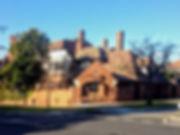 Artists studios at Montsalvat, Hillcrest Av, Eltham, VIC