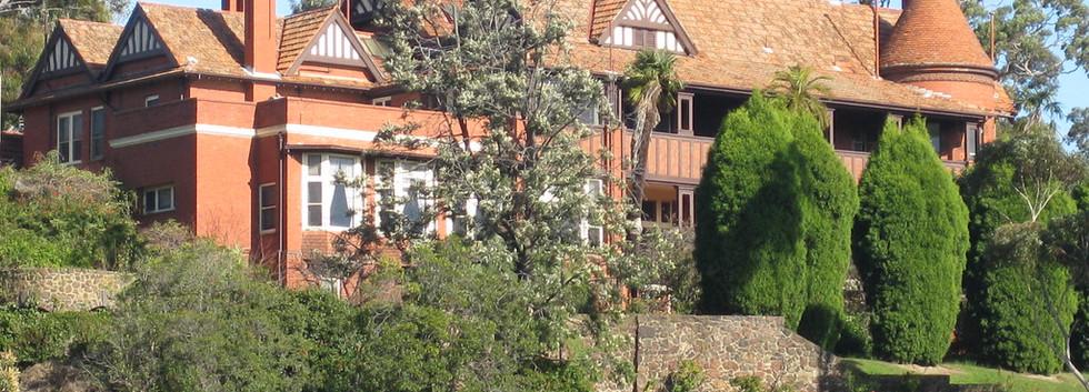 Edzell Queen Anne Style Mansion - Toorak