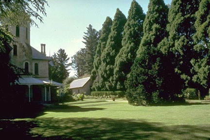Forest Lodge, Stirling, home of architect Walter Bagot (SA)