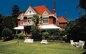 Caerleon, located in Bellevue Hill, Sydney, was the first Queen Anne Style home constructed in Australia.