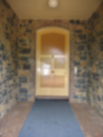 Trevenna Entrance and Door