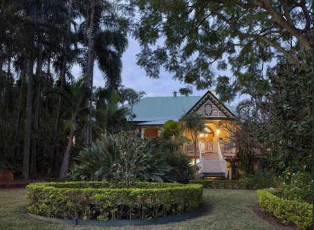 'Feniton' the home of Edward Theodore, Queensland's premier, heritage listed