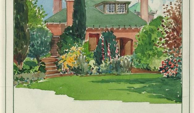 Garden of Anselm by Robert Haddon