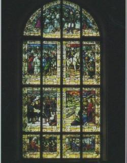 Booloominbah Historic window