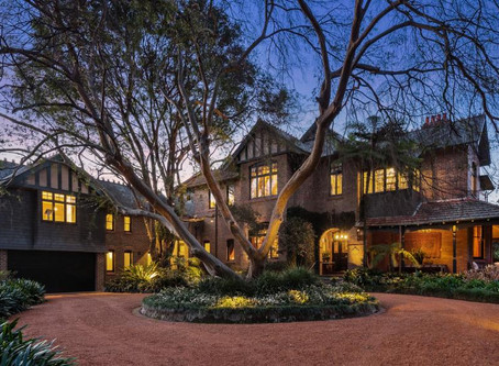 Former Wahroonga Knox Grammar School Mansion listed