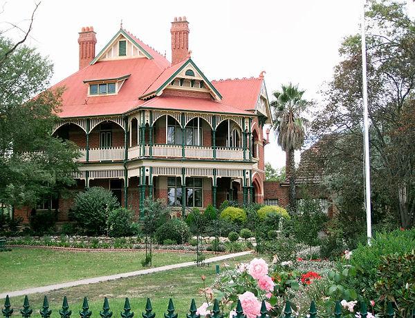 Langley Hall , Bendigo, Australia Victor