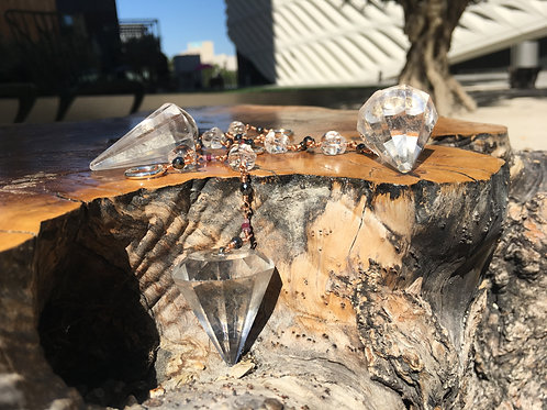 Quartz Pendulums