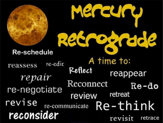 5 Tips to Navigate Mercury Retrograde