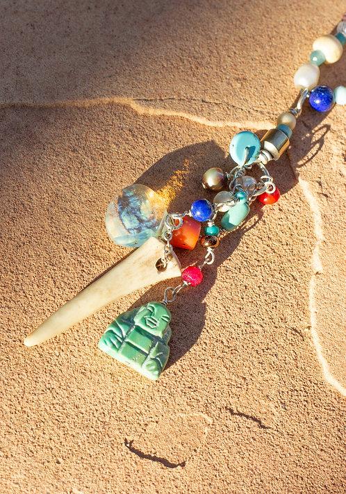 Buddah Necklace