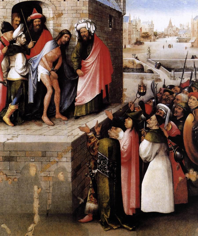 """Ecce Homo"" (1476) conservato a Francoforte"