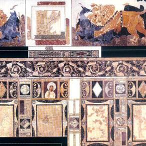 L'opus sectile di Porta Marina. L'insospettabile bellezza della Tarda Antichità