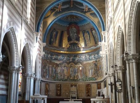La chiesa di San Paolo dentro le mura a Roma