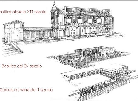 La basilica di San Clemente in Laterano a Roma