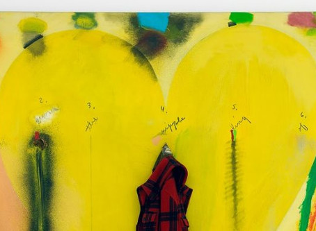 Jim Dine a Palazzo Esposizioni di Roma. Tra happening e pittura