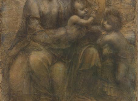 Il viaggio di Leonardo a Roma: il Burlinghton Cartoon e le reminiscenze classiche