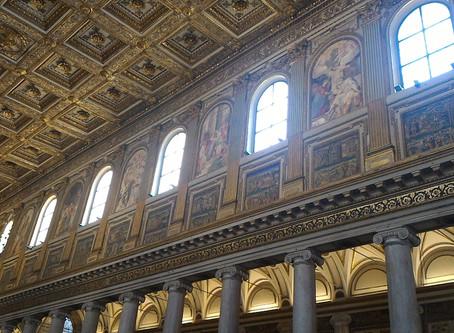 La basilica di Santa Maria Maggiore e il miracolo della neve
