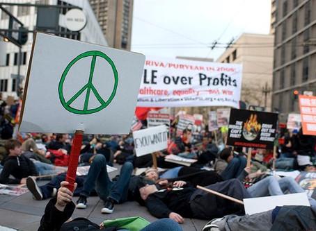 Sessant'anni fa nasceva il simbolo della pace. Il riferimento è anche a Goya