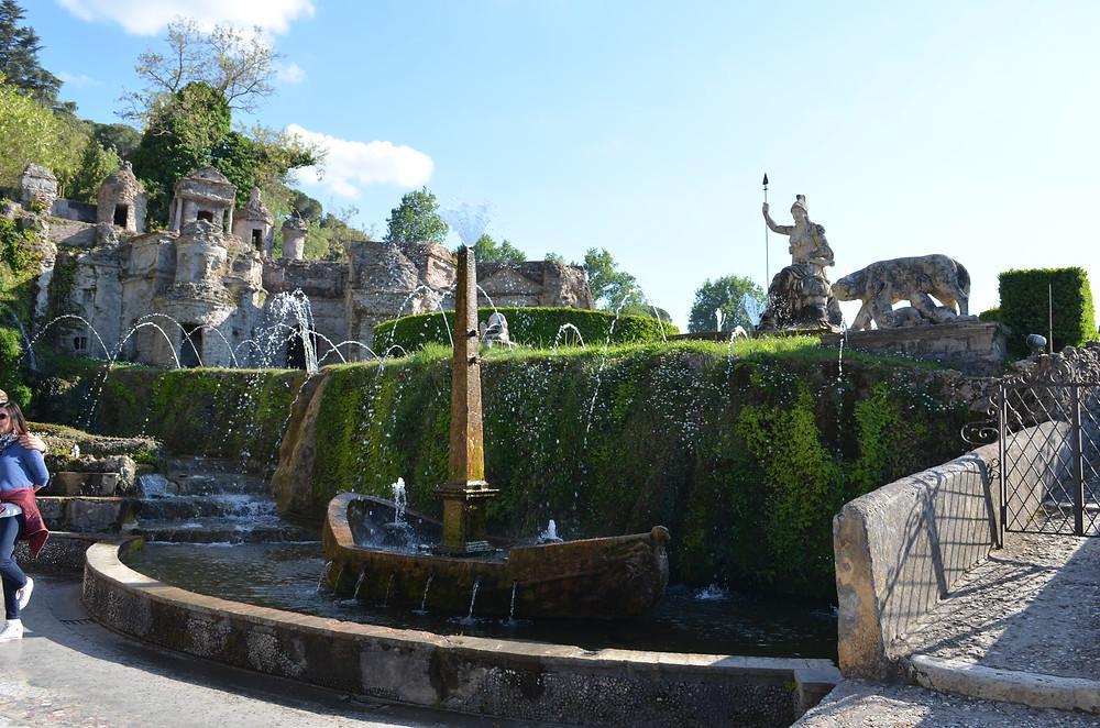 Fontana della Rometta