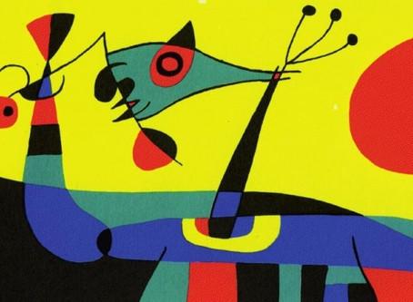 Joan Mirò: surrealismo fiabesco