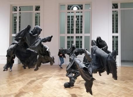 Robert Morris: ''Momumentum'' alla Galleria Nazionale d'Arte Moderna di Roma