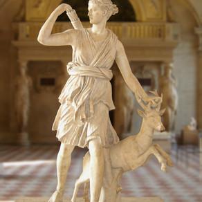 Diana alla corte del Re Sole. Una copia romana della dea della caccia al Louvre