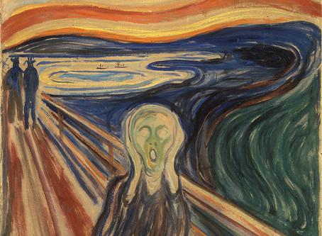 Il 12 febbraio 1994 rubato per la prima volta l' ''Urlo'' di Munch