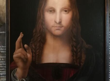 I ''Salvator Mundi'' della bottega di Leonardo