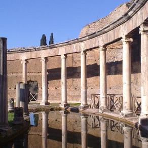Il Teatro Marittimo di Villa Adriana. L'animo introverso dell'imperatore buono si fa architettura