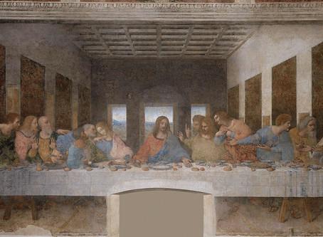 L' ''Ultima Cena di Leonardo''. Intervista a Marcello Macri