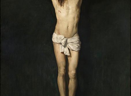 Il ''Cristo crocifisso'' di Velásquez: un silenzioso dolore
