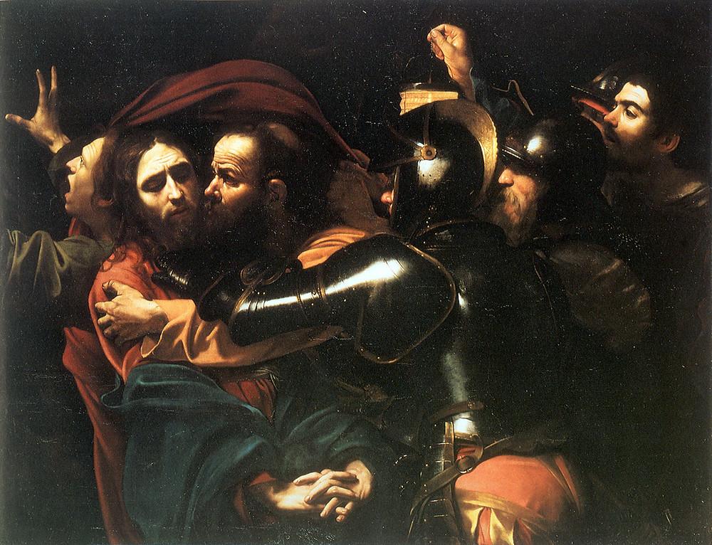"""""""Cattura di Cristo"""" di Dublino"""