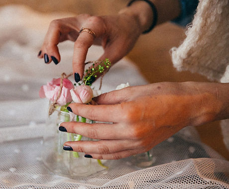 свадебный декор декор свадьбы выездная регистрация спб буке невесты