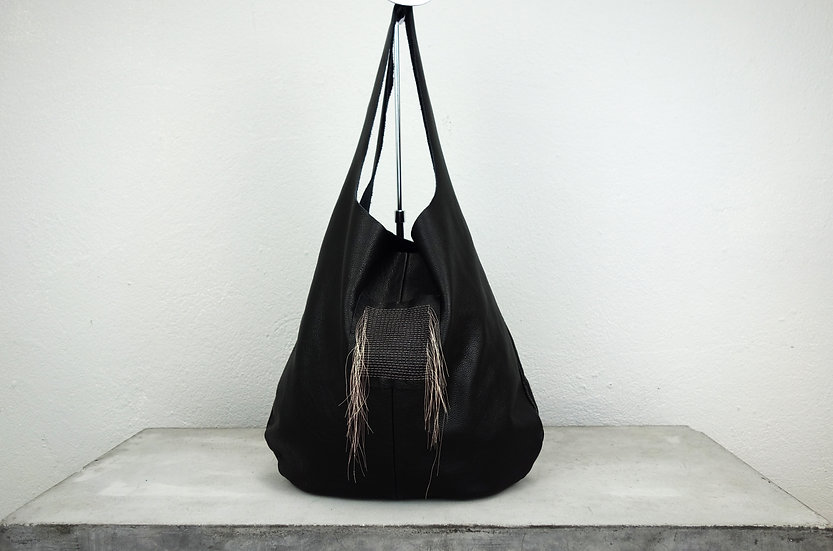 shoulderbag *reclaimed leather*