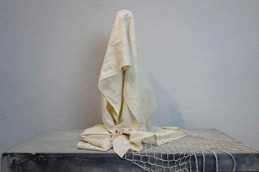 scarf *reclaimed silk*