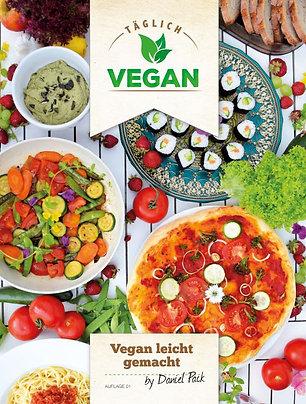 Kochbuch Täglich Vegan - VEGAN LEICHT GEMACHT