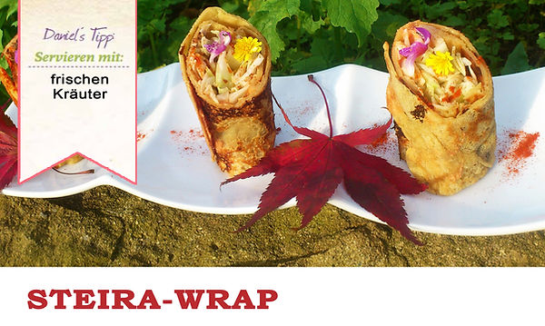 Steirer Wrap Vegan