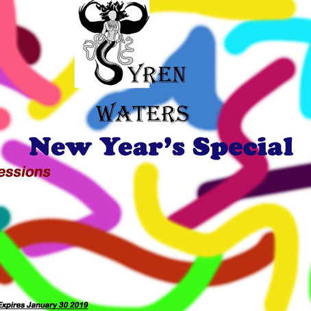 New Year's Special!!
