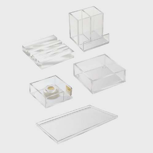 Stationery- Transparent Acrylic