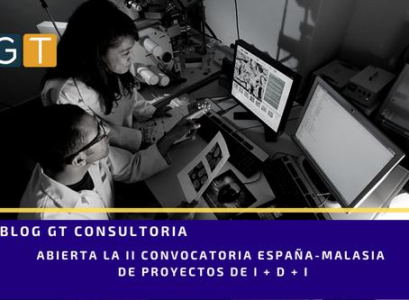 Abierta la II Convocatoria España-Malasia de proyectos de I + D + i