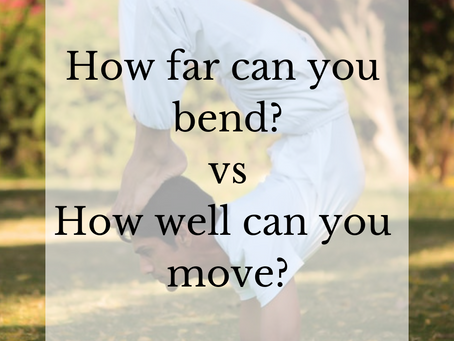 What's the difference between flexibility and mobility?
