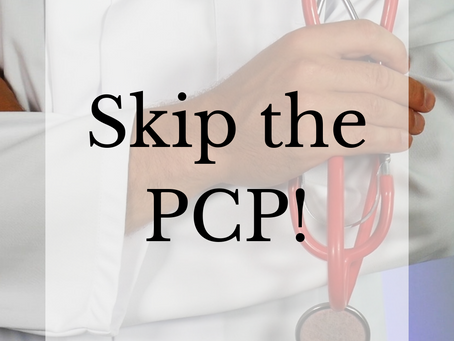 When to Skip the Primary Care Physician and Go Straight to a Physical Therapist