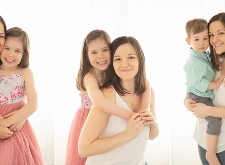 MOTHER'S DAY PETITE SESSIONS