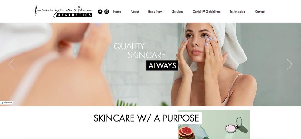 Free Your Skin Aesthetics