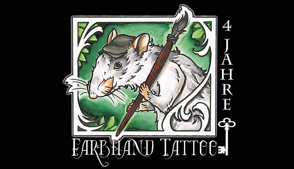 Farbhand Tattoo