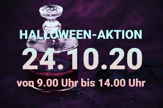 Halloween 24.10.20